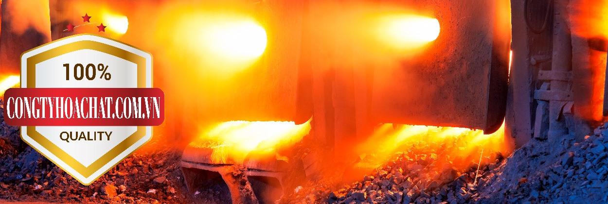 Đơn vị chuyên phân phối ( bán ) Hóa Chất Ngành Luyện Kim | Công ty bán ( cung cấp ) hóa chất tại TPHCM