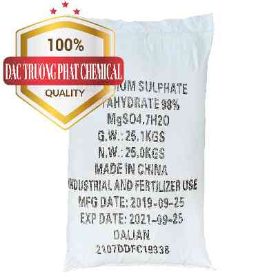 MGSO4.7H2O – Magnesium Sulphate Heptahydrate Trung Quốc China